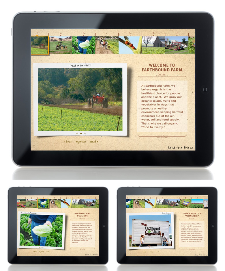 Virtual Farm Tour  Work