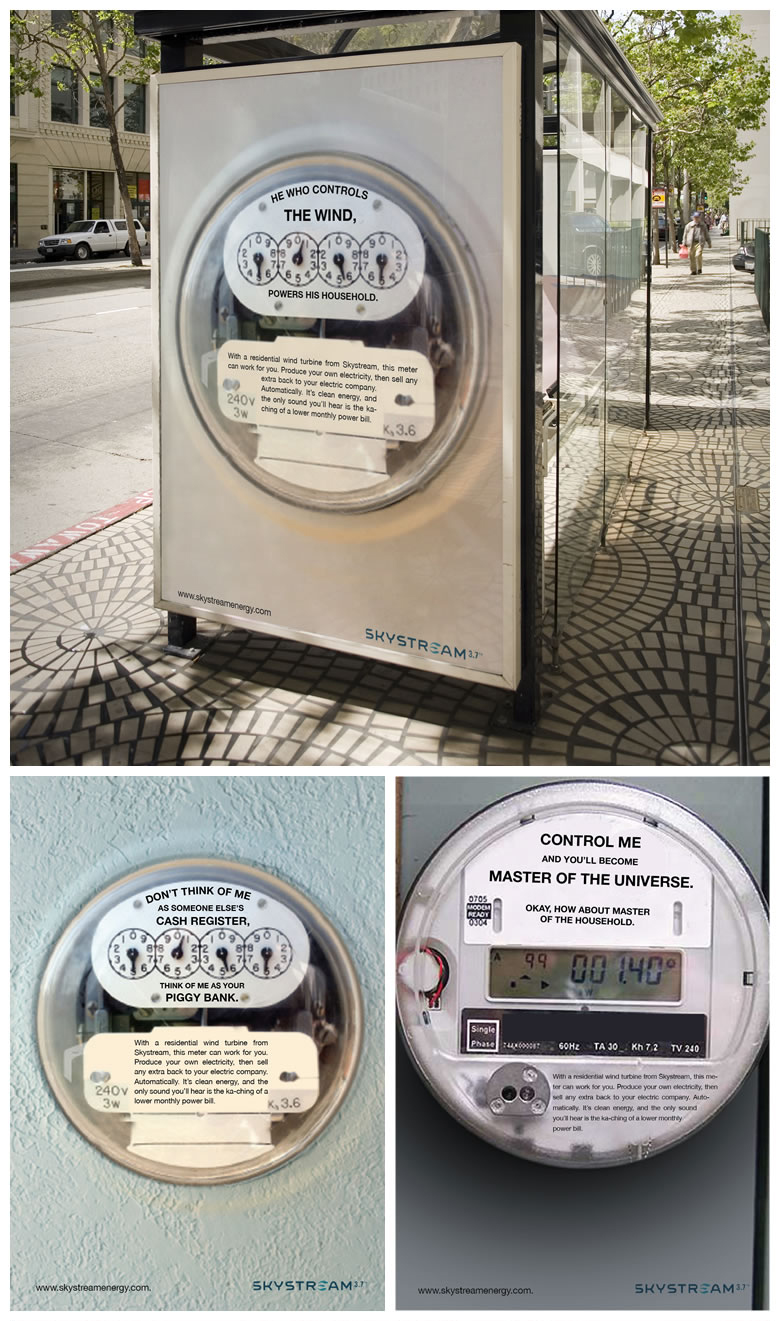Meter Campaign Work